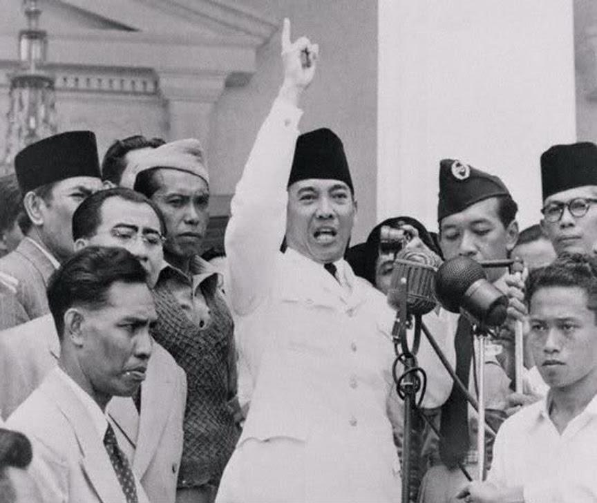 99 Gambar Ir Soekarno Proklamasi HD