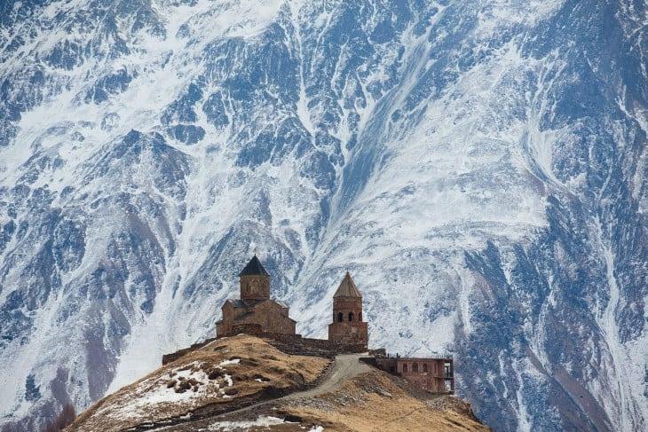castillo en el oriente del mundo