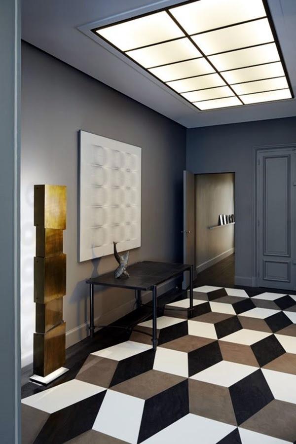Creative Wood Floor Paint Decoration Art Works (27)
