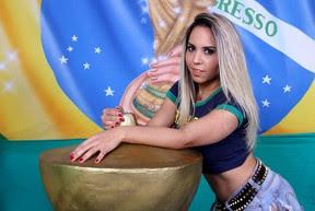 Mulher Melão (Foto: Daniel Pinheiro / R2 / Divulgação)