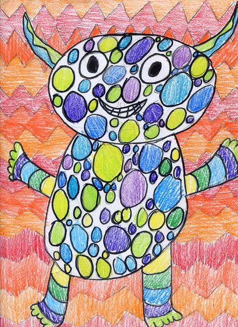 Livvie Monster