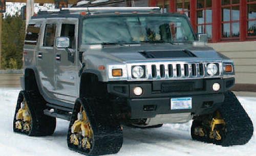 Carro-Tanque Hummer