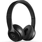 Beats Solo3 Bluetooth Wireless On-Ear Headphones with Mic - Black