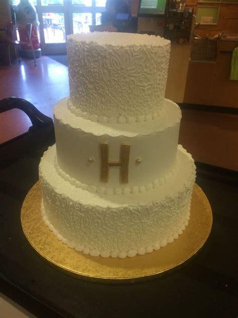 Publix GreenWise Wedding Cake. Hyde Park; Tampa, FL