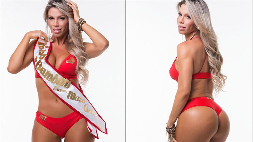 Miss Bumbum 2014 Mato Grosso - Mundo Nerd Info