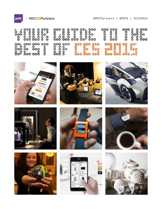 CES 2015 Guide from PSFK + MDC