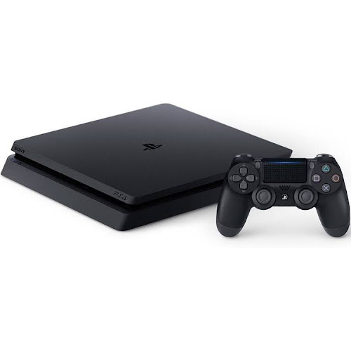 Sony PlayStation 4 Slim - 1 TB - Jet Black