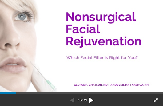 Nonsurgical Facial Rejuvenation: Which Filler is Right for You?