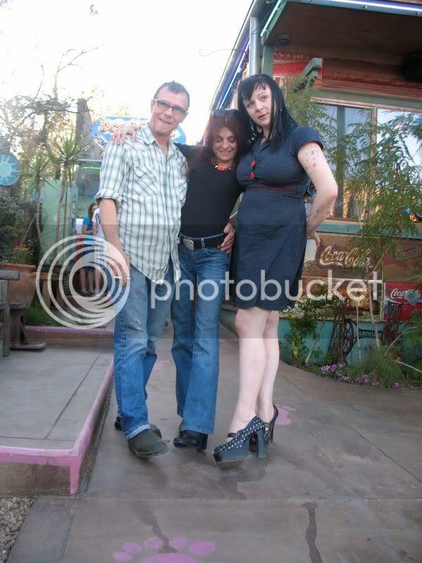 Chip, Deb & Rose