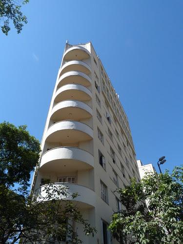 Building, Praça Sete de Setembro, Belo Horizonte