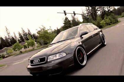 Audi A4 B5 Kombi Tuning
