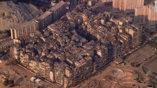 Life inside the densest place on earth: Remembering Kowloon Walled City