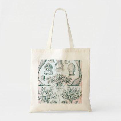 Ernst Haeckel Ciliata Tote Bag