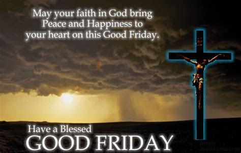 A Blessed Good Friday Ecard. Free Good Friday eCards