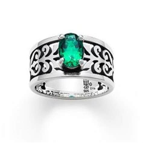Adoree Ring with Emerald   James Avery from James Avery   Epic