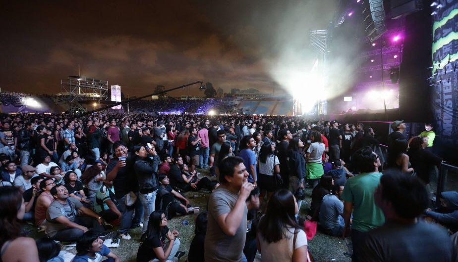 Vivo x el Rock 8: Mira las mejores imágenes del concierto