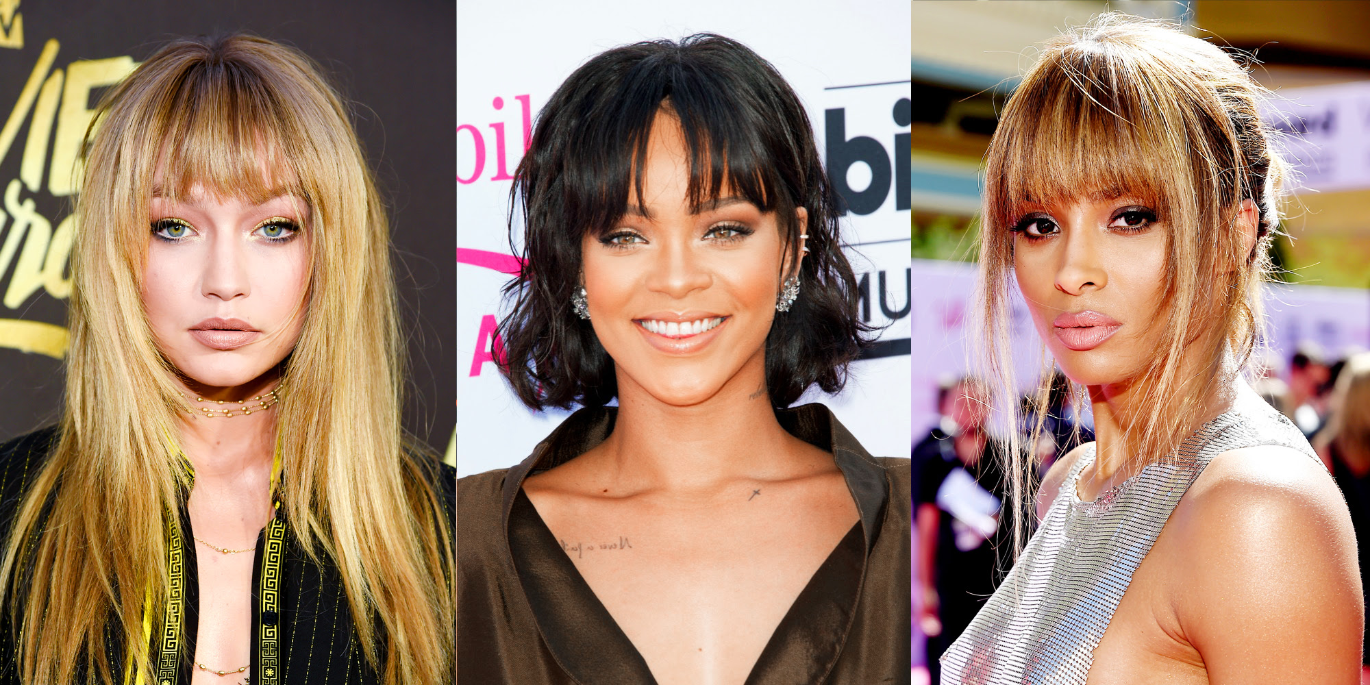 97 Celebrity Bangs You Need to See
