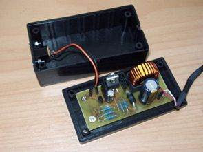 Chuyển đổi tự động phí với LM2576 cho ASUS Eee PC