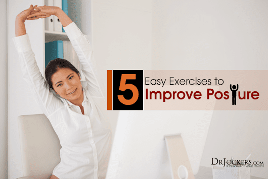 5 Easy Exercises to Improve Posture - DrJockers.com