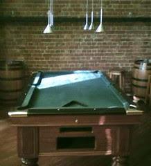 Mystery Bar #38 - pool table
