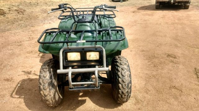Seller Of Atvutv 1999 Yamaha Bear Tracker