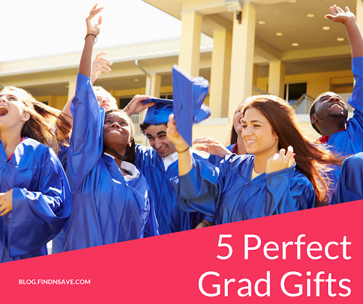 5 Perfect Gifts for a Class of 2016 Graduate