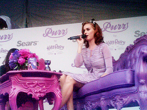 Purr press conference in Toronto, Canada - 06/30/2011