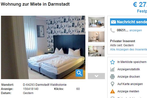 wohnungsbetrugblogspotcom Telefon 08651 139163 von Scammer verwendet Wohnung zur Miete in