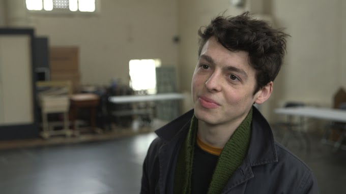 Anthony Boyle fala sobre interpretar Escórpio Malfoy em Cursed Child