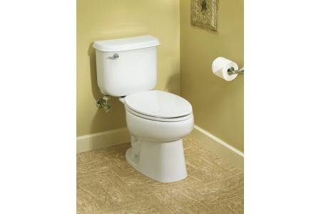 Sterling 402210 0 Windham 10 Inch Rough In Elongated Toilet White