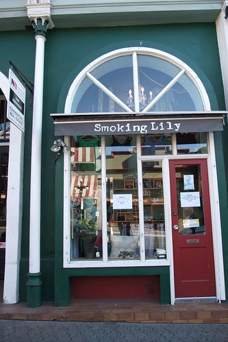 Smoking Lily