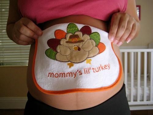 Mommy's Lil' Turkey