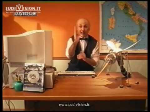 De Agostini - Enciclopedia Omnia 1997 con Francesco Paolantoni (1996)