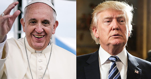Pope Francis Again Hammers Trump For His Hateful Policies - The Ring of Fire Network