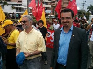 En la imagen el diputado José María Villalta. CRH