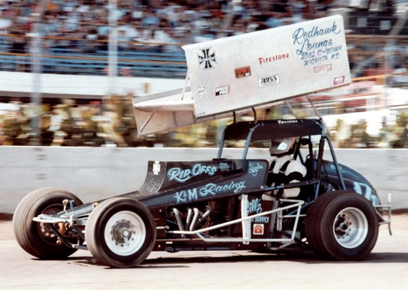 Davie Moore Built And Raced Open Wheel Cars