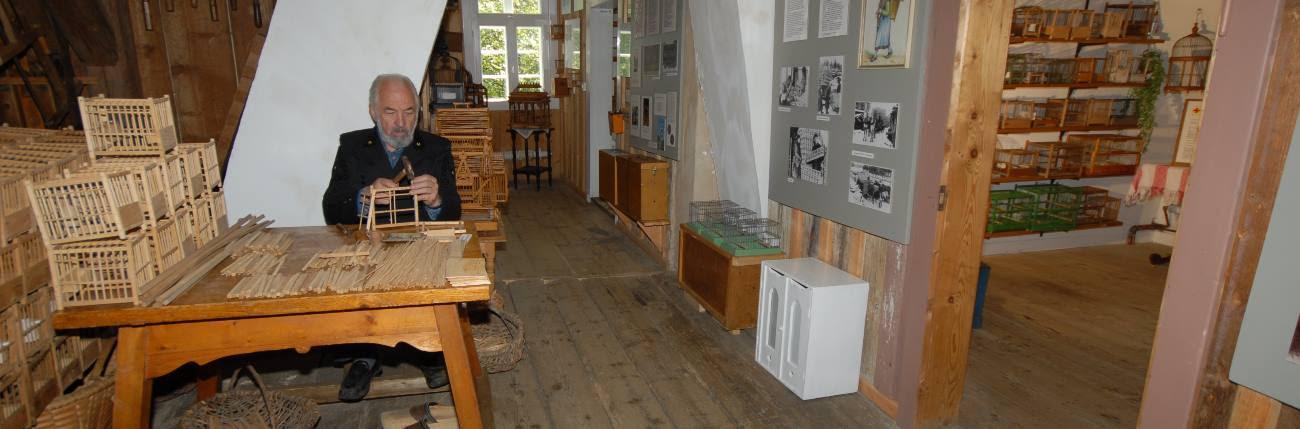 Kanarienvogelmuseum Sankt Andreasberg