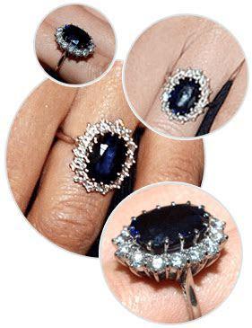 Duchess Kate Middleton's Ring   The Brilliance.com Blog