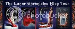 Lunar Chronicles Blog Tour