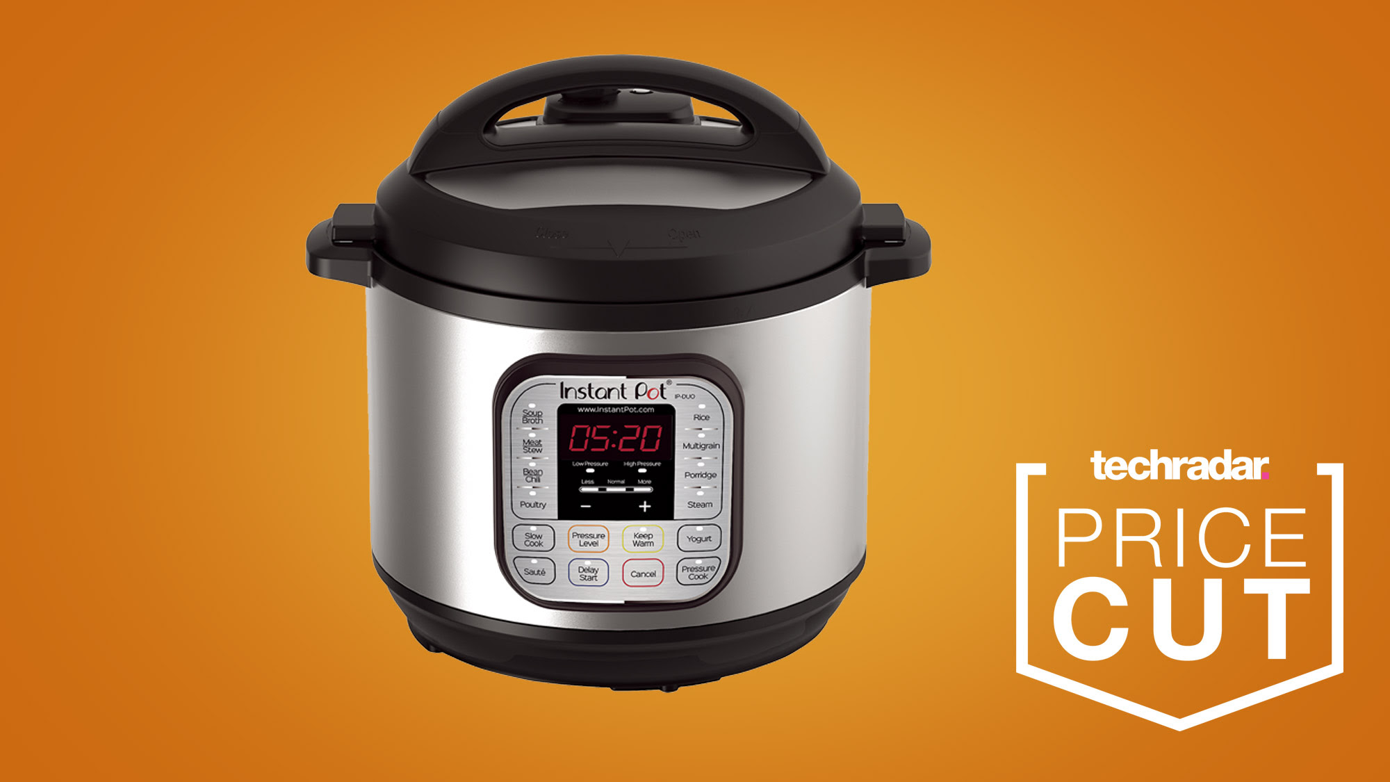 Instant Pot sale at Walmart: the Instant Pot Duo gets a Black Friday price cut