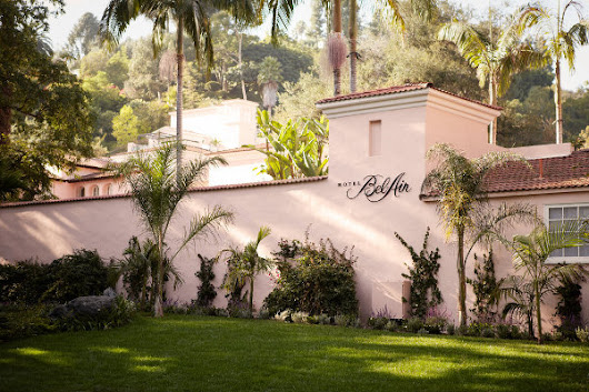 KZ Spot Pick: Hotel Bel-Air, Los Angeles
