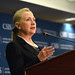 Secretary Clinton Delivers Remarks on Democratic Transitions in the Maghreb