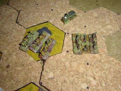 Assault on caves