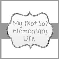 My (Not So) Elementary Life