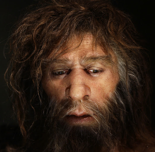 Neanderthals collected pretty rocks just for the sake of it