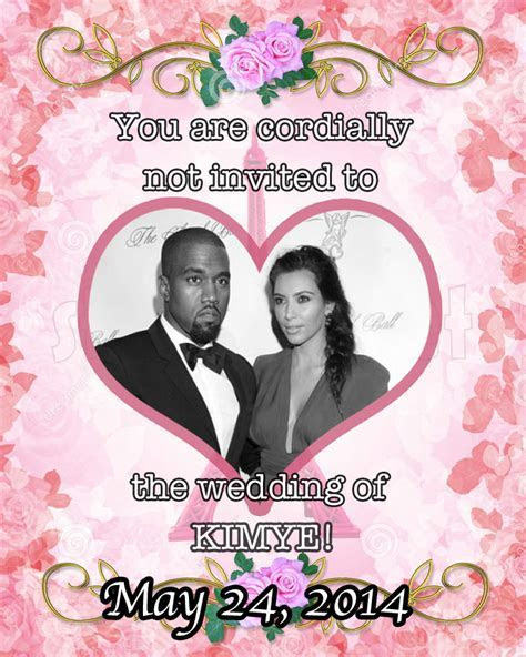 When are Kim Kardashian and Kanye getting married?