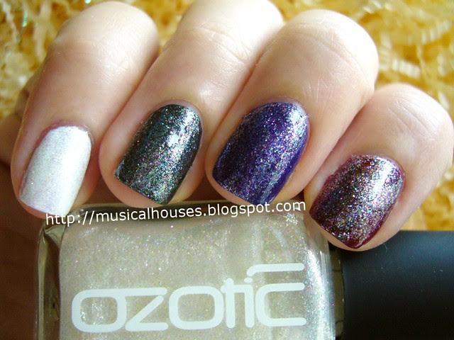 ozotic beam 905 swatches