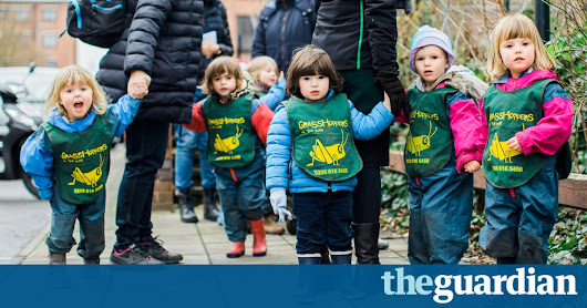 Is this Hackney nursery the future for London's childcare industry? | Guardian Sustainable Business | The Guardian