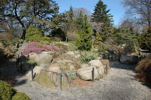 Rock Garden, BBG