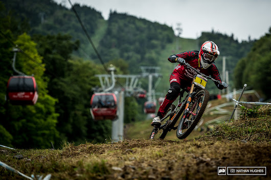 Mont-Sainte-Anne DH World Cup Finals Highlights - Video - Pinkbike